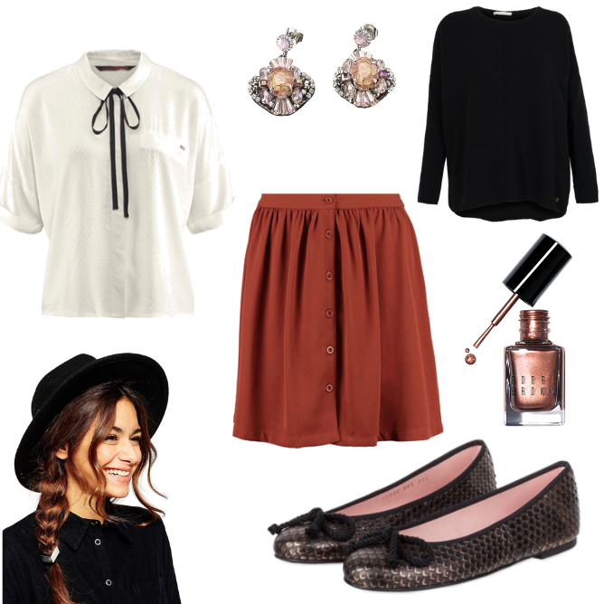 OneOutfitPerDay 2016-03-20 Osteroutfit