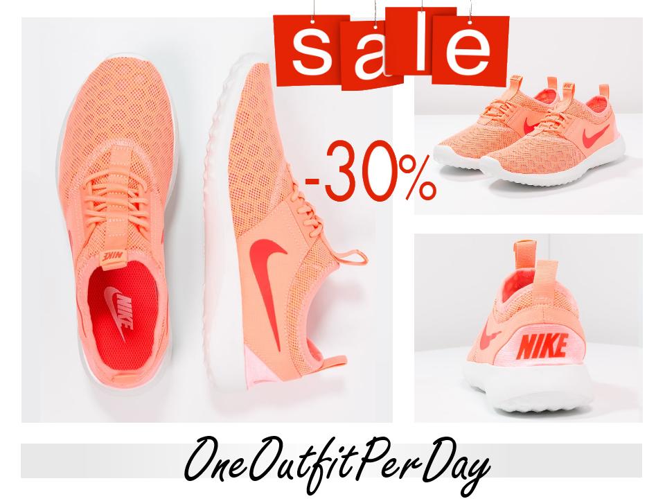 Nike JUVENATE - Sneaker low - atomic pink bright crimson