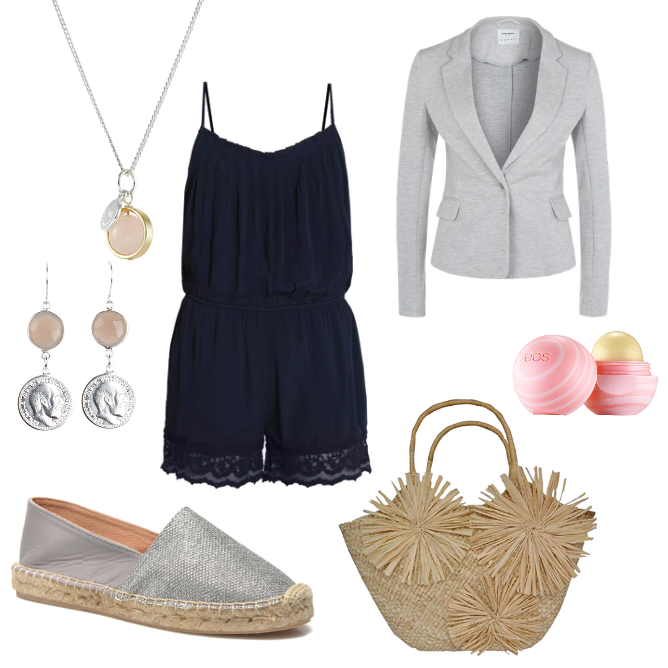 OneOutfitPerDay 2016-09-14 Sonnenoutfit
