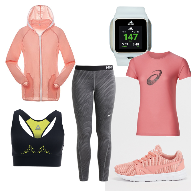 OneOutfitPerDay 2016-10-26 Sportoutfit Winter