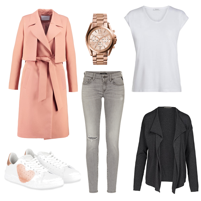 OneOutfitPerDay 2017-03-01 Outfit Idee