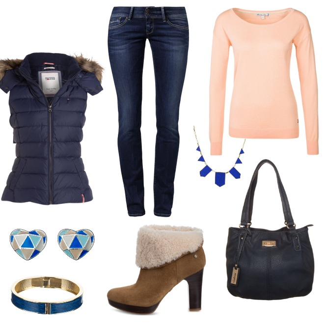 OneOutfitPerDay 2015-02-03 – Sensation blue
