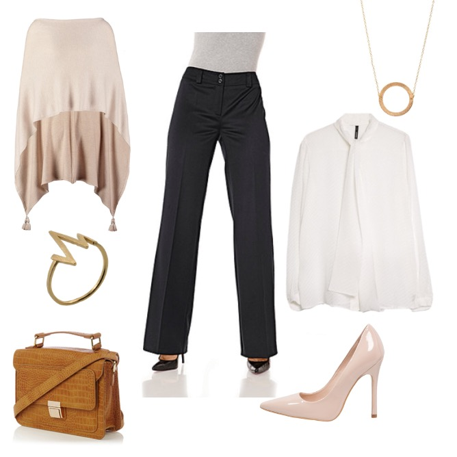 OneOutfitPerDay 2015-02-07 – Business Outfit