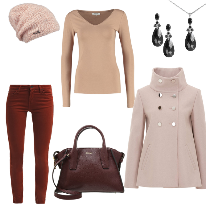 Weihnachtsoutfit OneOutfitPerDay 2015-12-11