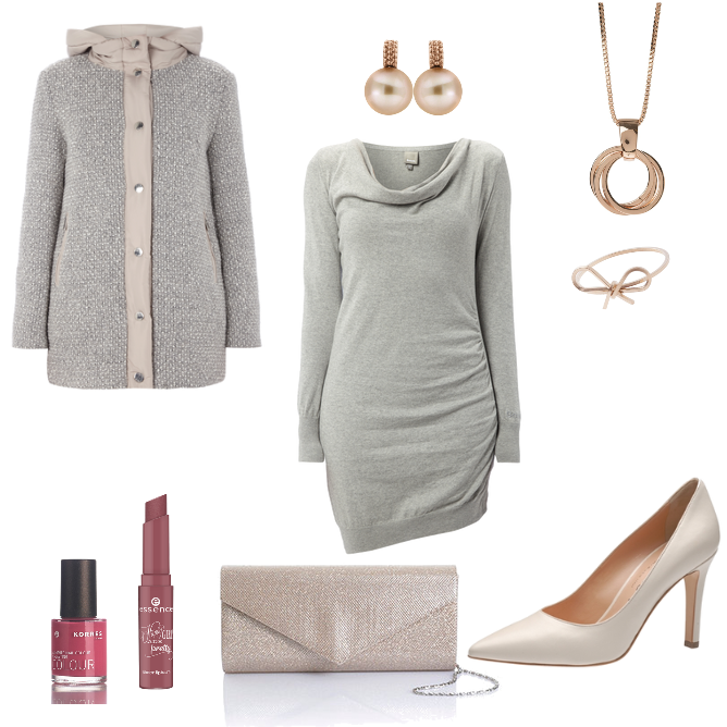 OneOutfitPerDay 2015-12-15: Weihnachtsoutfit 2015