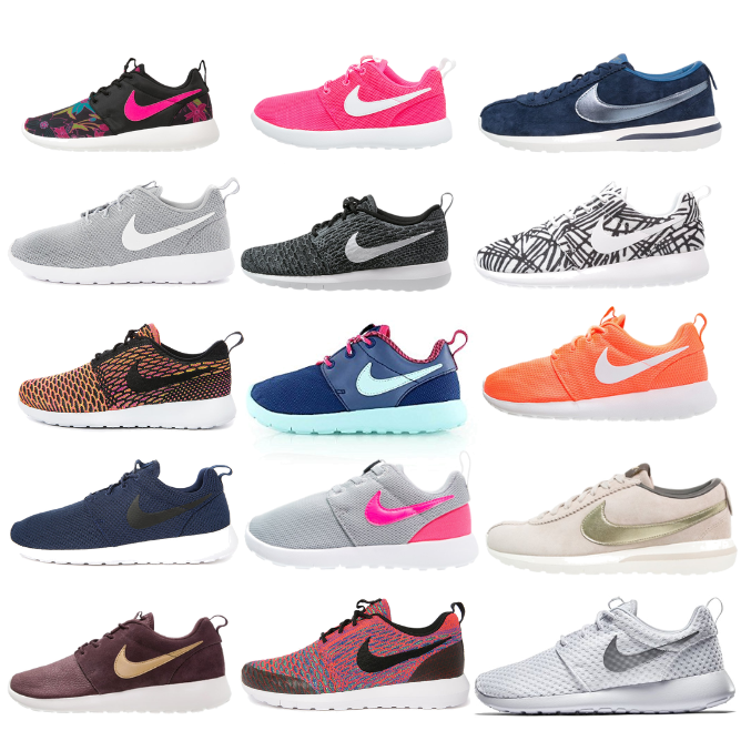 OneOutfitPerDay Nike Roshe
