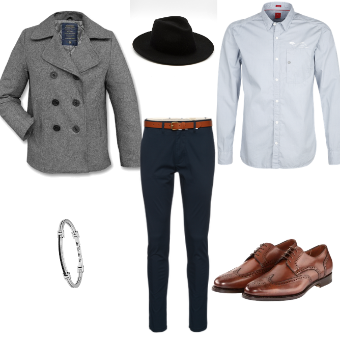 OneOutfitPerDay 2016-03-04 Männer Outfit 2016 Business