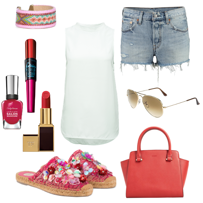 Fruity Style Outfit
